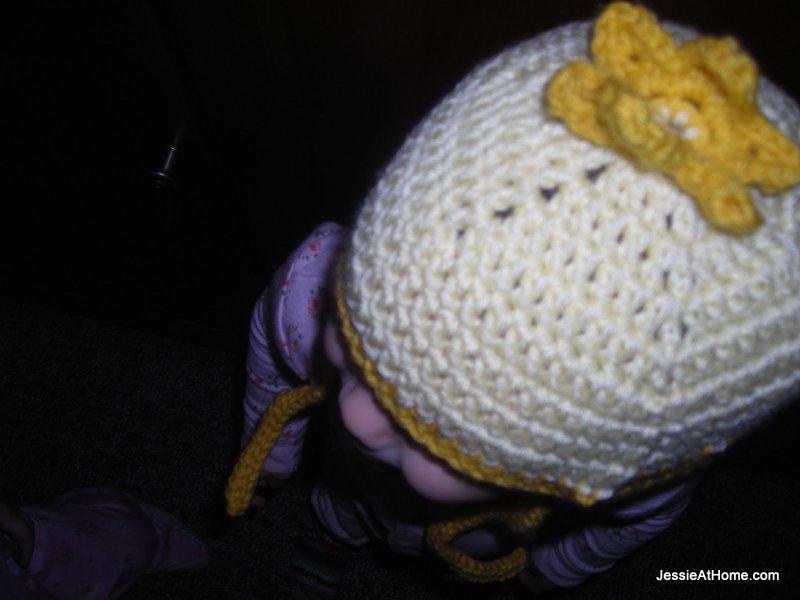 Flower-Hat-Topper