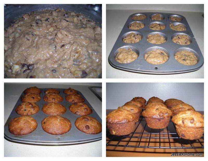 Baking-Muffins