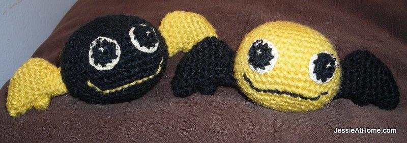 Crochet-Bats