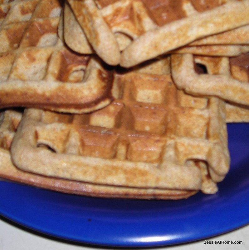 yummy-waffles