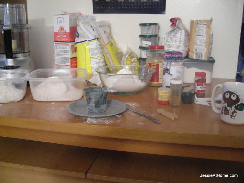 Making-mixes