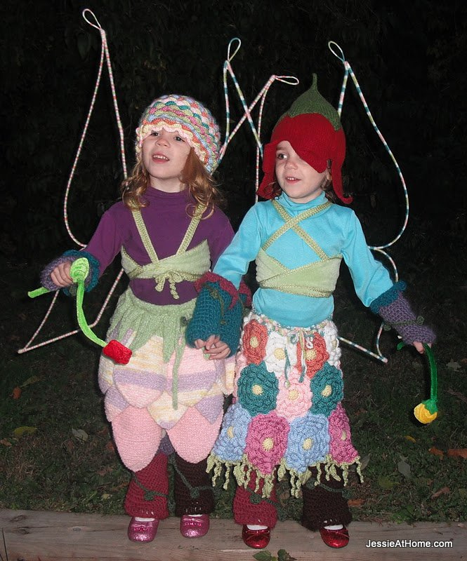 Flower-Faerie-knit-and-crochet-patterns