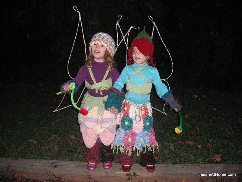 Flower-Faeries-with-flowers-Oct-2011