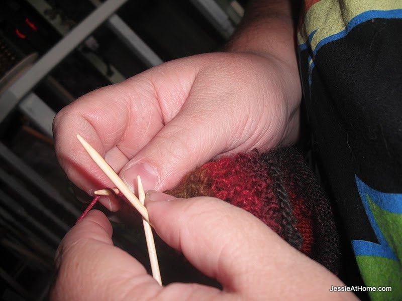 Ren-Knitting-Socks-2011