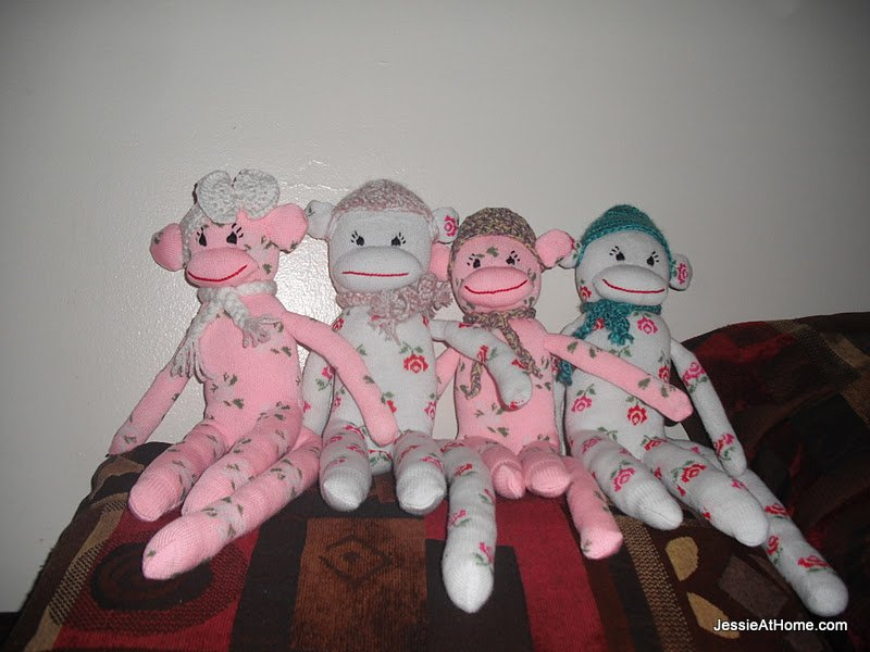 first-four-Craft-Hope-monkeys