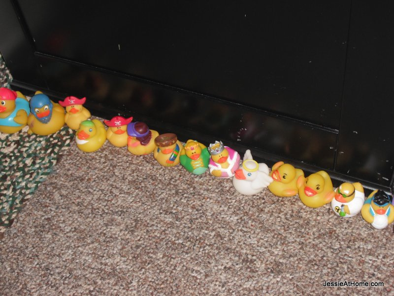 Ducks-in-a-row