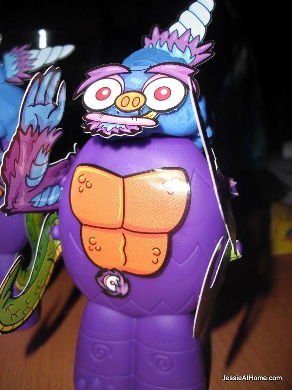 Wendy's-monster