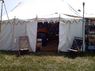our-tent-Pennsic-2012