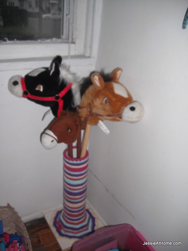 Horsey-stand
