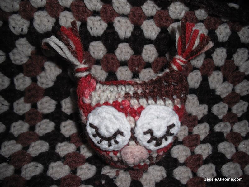 Owlet Lovey A Sweet Crochet Pattern For The Little One You Love