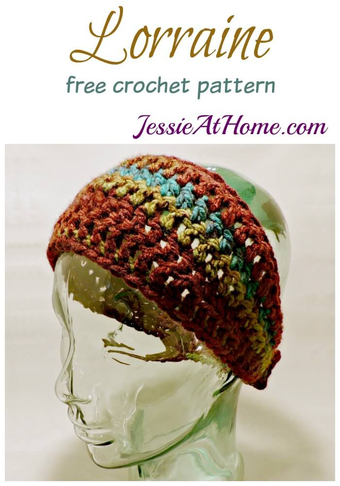 Lorraine Free Crochet Ear Warmer Pattern Jessie At Home