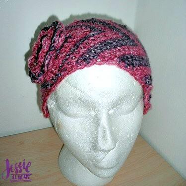 Julianna Free Crochet Ear Warmer Pattern Jessie At Home