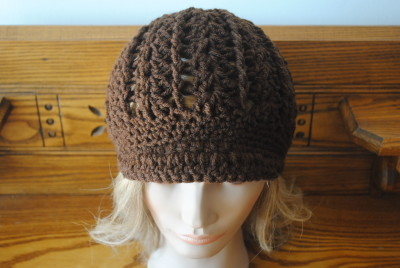 Newsboy-Hat by Cre8tion-Crochet