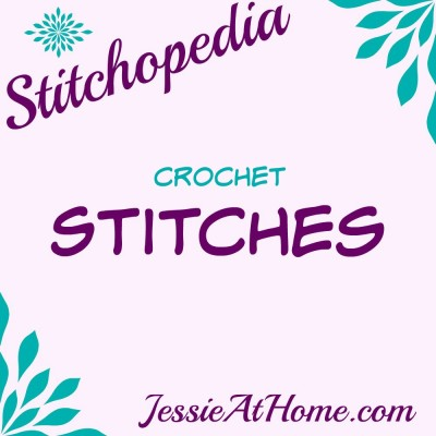 Stitchopedia Crochet Stitches