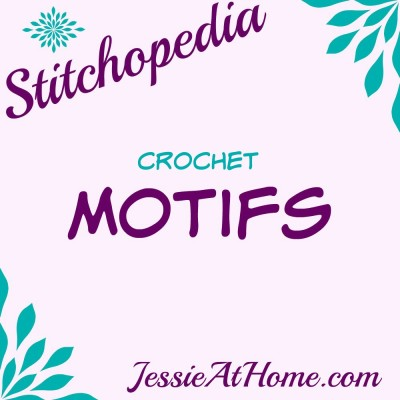 Stitchopedia Crochet Motifs