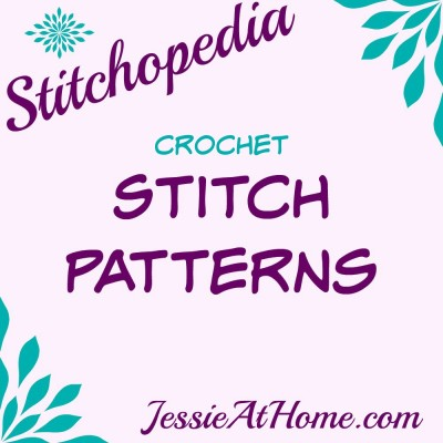 Stitchopedia Crochet Stitch Patterns