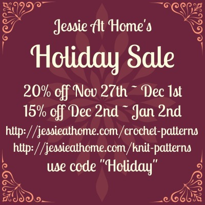 Jessie At Home Holiday Sale 2014