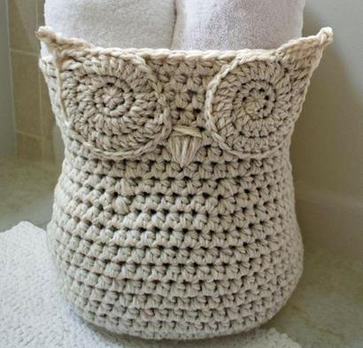 Owl Basket Kit