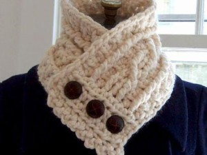 Fisherman's Wife Cowl #Crochet #Kit from @beCraftsy