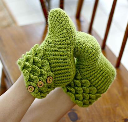 Crocodile Stitch Boots (Adult) Kit #Crochet #Kit from @beCraftsy