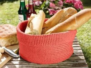 Bread Basket Kit #CrochetKit from @beCraftsy