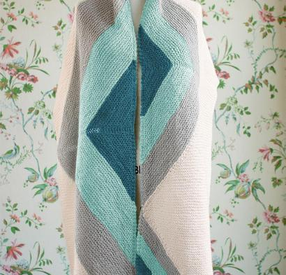 Mariscos Scarf Kit #KnitKit from @beCraftsy