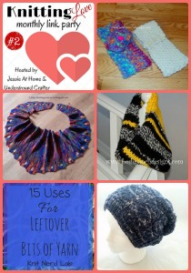 Knitting Love monthly link party #2