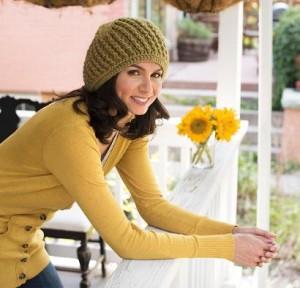 Ridged Whirl Hat Kit #CrochetKit from @beCraftsy