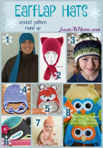 Ear Flap Hat Round Up Jessie At Home