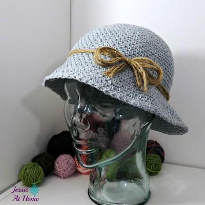 Denim Bucket Hat Jessie At Home
