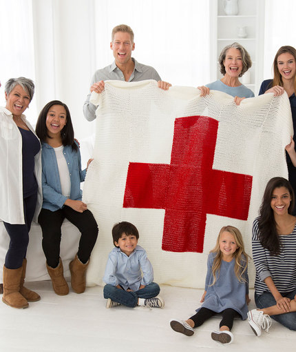 Red Heart Red Cross