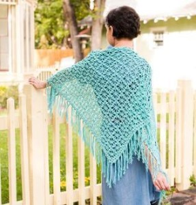 Crochet Wrap Kit #CrochetKit from @beCraftsy