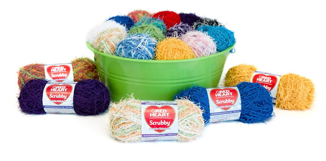 Scrubby giveaway