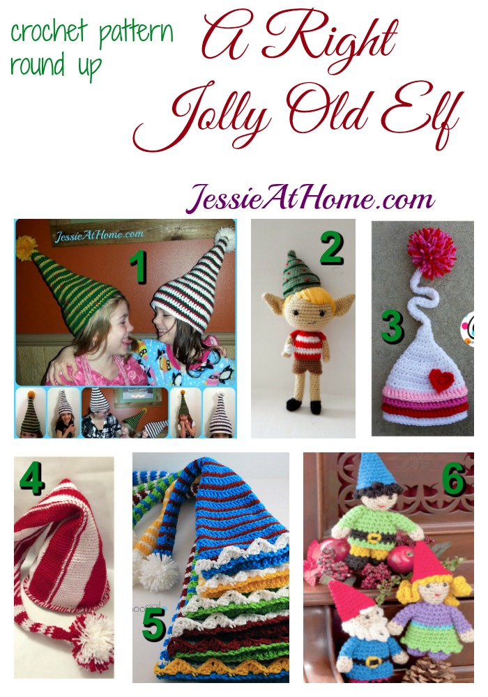 A Right Jolly Old Elf Jessie At Home