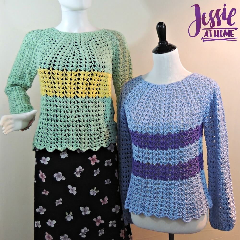 Best friend sweaters free crochet pattern jessie at home bankloansurffo Image collections