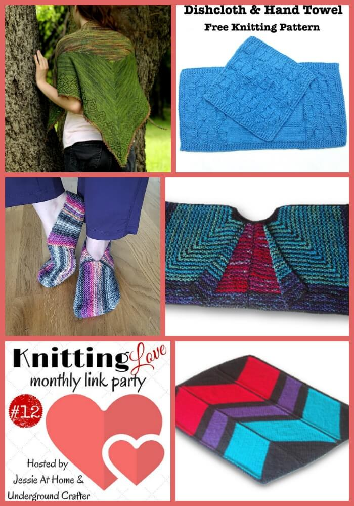 Knitting Love Link Party 12 Features