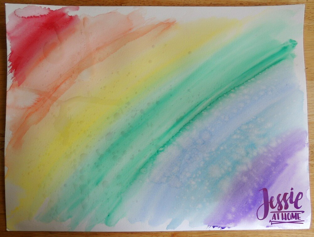 instax® wall art tutorial by Jessie At Home - 3