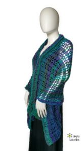 Coraline in Spain by Celina Lane, SimplyCollectibleCrochet.com - a free crochet pattern