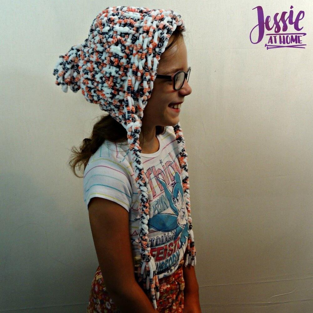 Joyful Warmth Hat - free knit pattern by Jessie At Home - 3