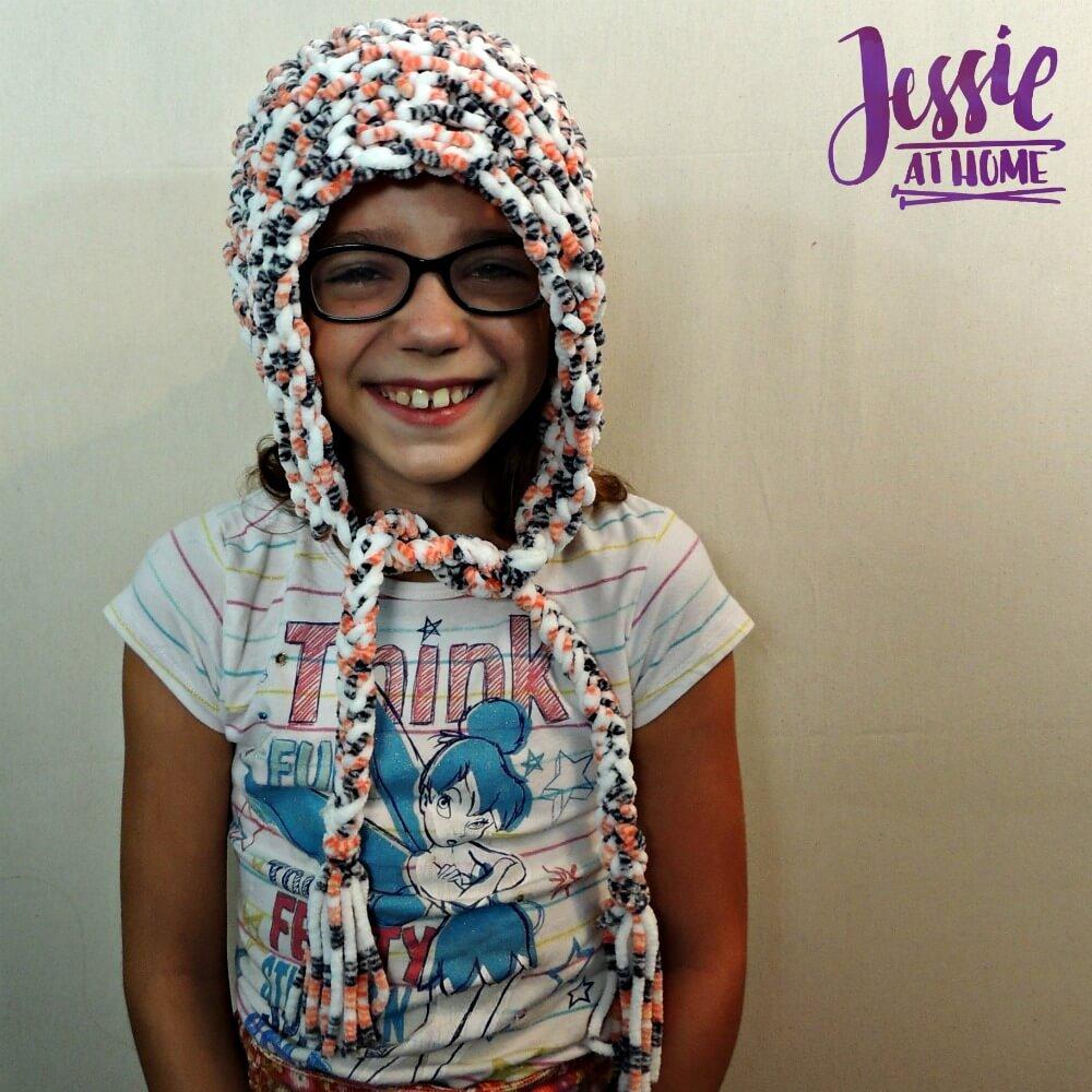 Joyful Warmth Hat - free knit pattern by Jessie At Home - 5