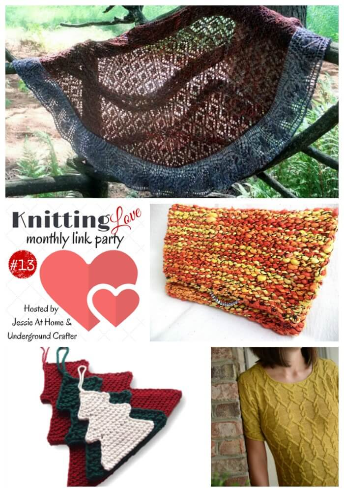 Knitting Love Link Party 13 - most clicked