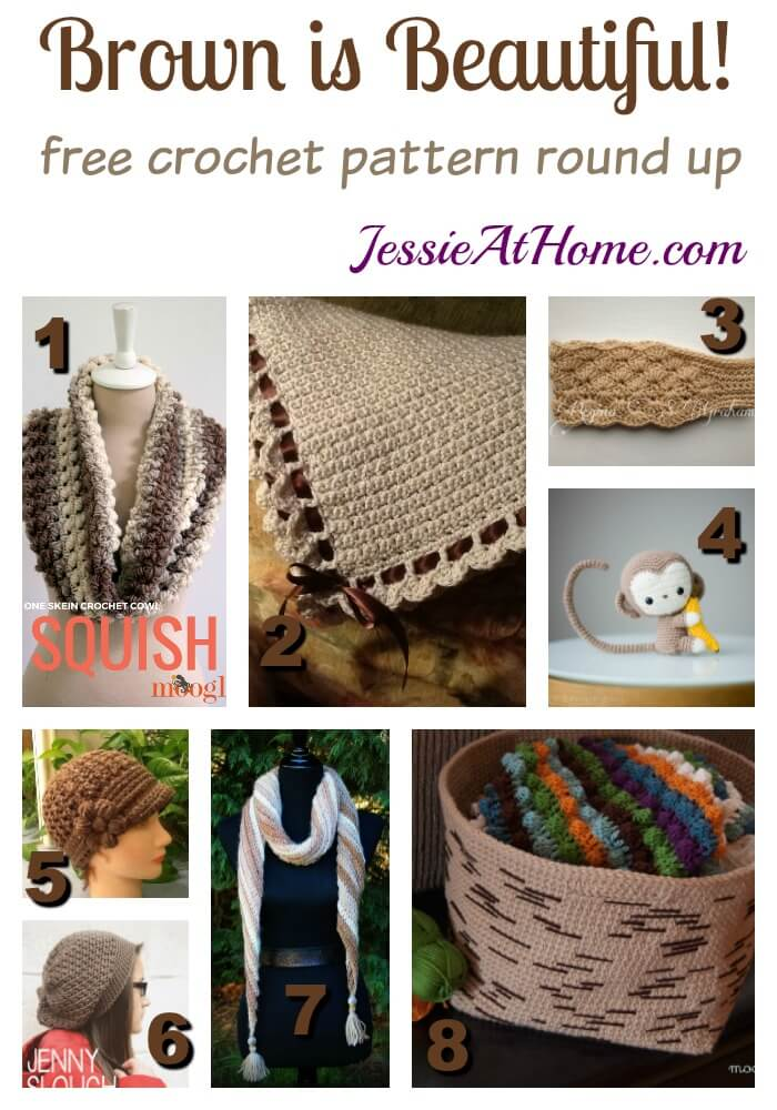 brown-is-beautiful-free-crochet-pattern-round-up-by-jessie-at-home