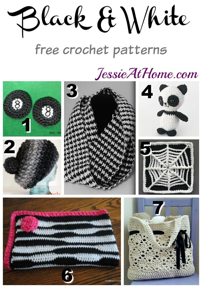 black-and-white-free-crochet-pattern-round-up-from-jessie-at-home