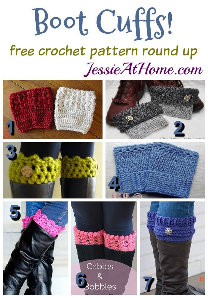 boot-cuffs-free-crochet-pattern-round-up
