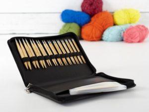 clover-takumi-interchangeable-circular-knitting-needles-set-craftsy-supplies