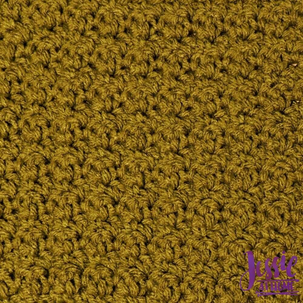 Stitchopedia - Griddle Stitch from Jessie At Home