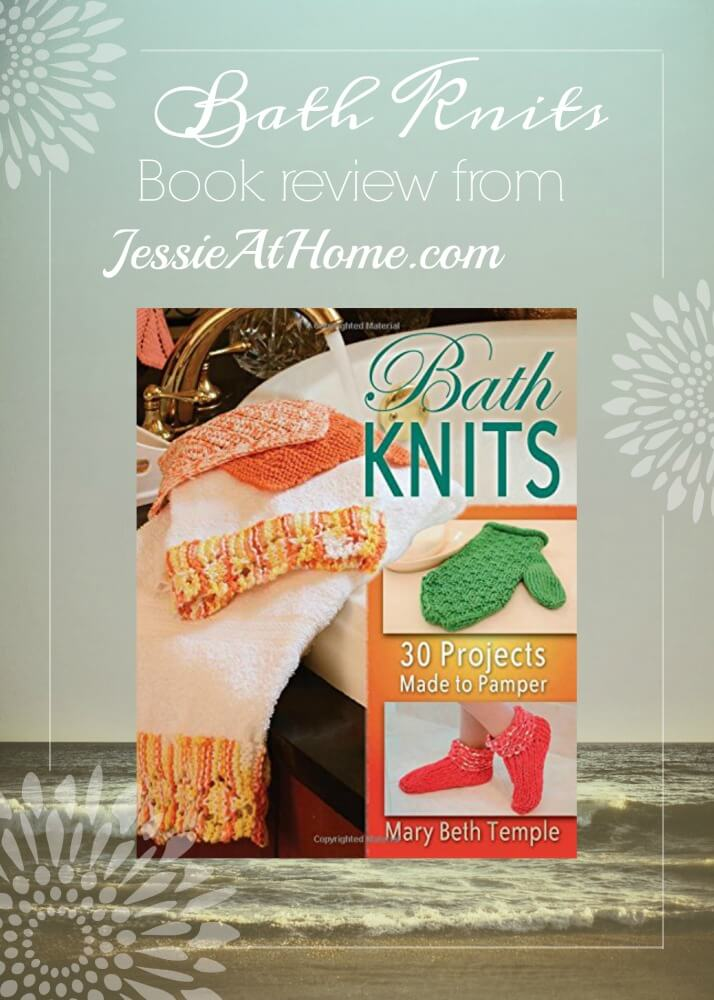 Bath Knits book review from Jessie At Home