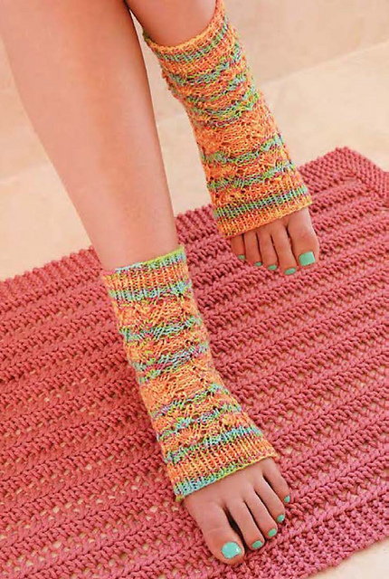 BATH KNITS: 30 Projects Made to Pamper