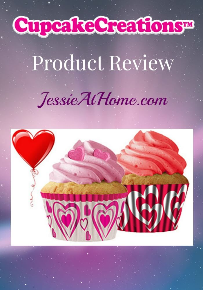 Cupcake Creations product review from Jessie At Home