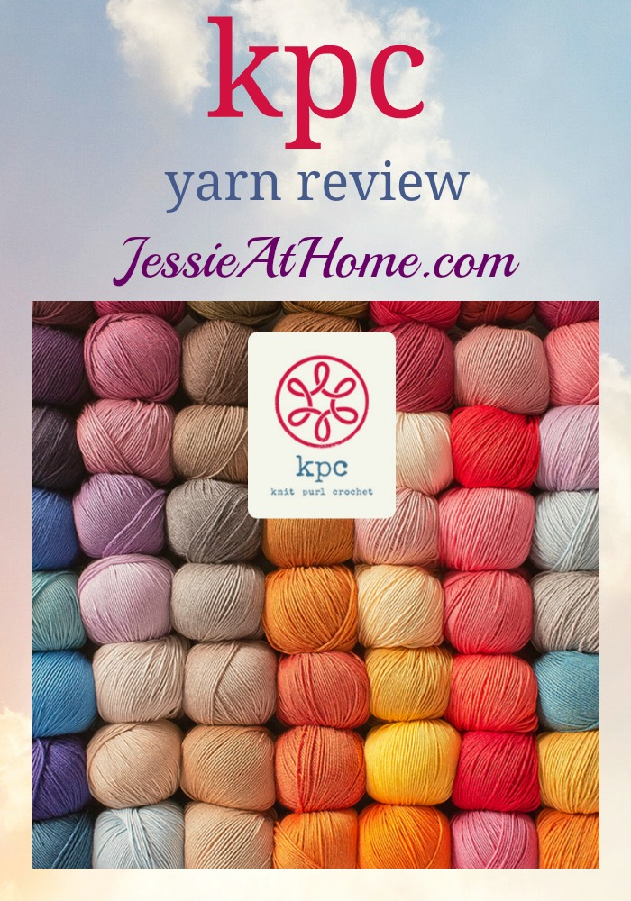 KPC Yarn Review from Jessie At Home